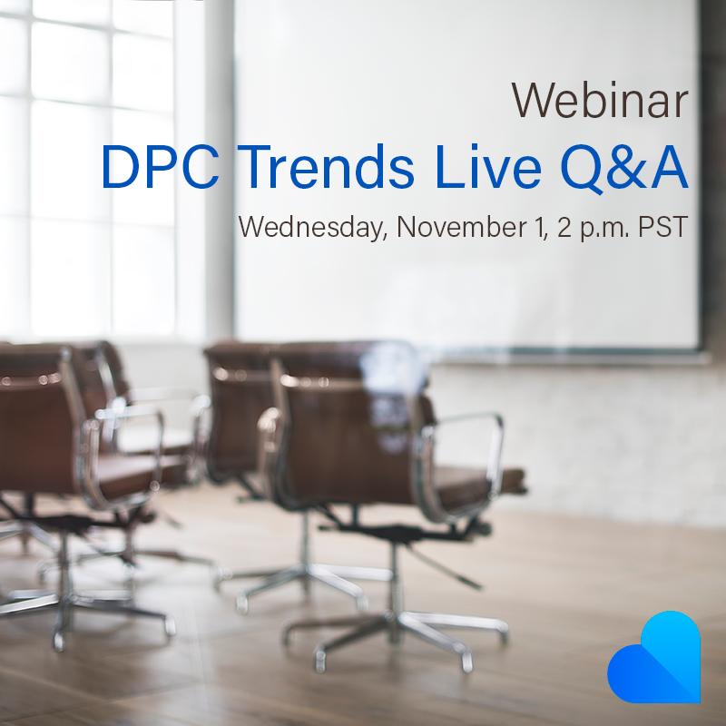 Webinar: DPC Trends Report Live Q&A