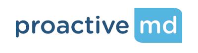 Proactive MD logo